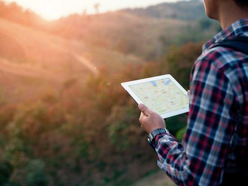 Мужчины читают географические карты лучше женщин