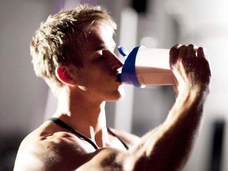 Употребление протеиновых коктейлей может сократить продолжительность жизни