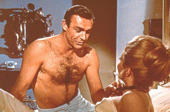 О чем расскажут волосы на мужской груди