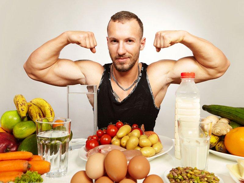 7 белковых продуктов, которые помогут нарастить мышцы