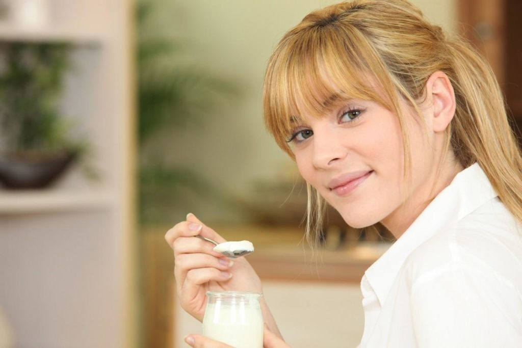 Этот молочный продукт повышает потенцию и продлевает половой акт