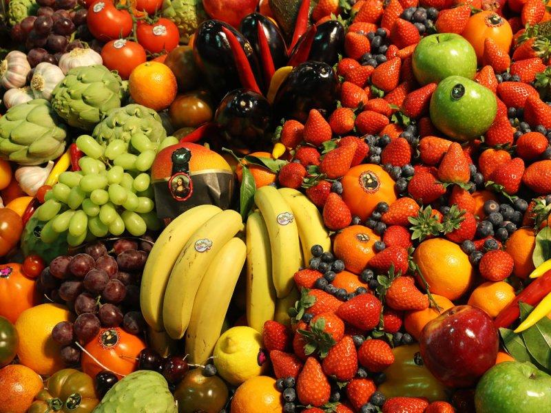 Овощи и фрукты вместо мяса сокращают риск болезней почек