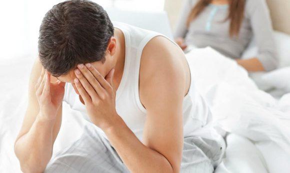 5 проблем со здоровьем, которые приводят к импотенции