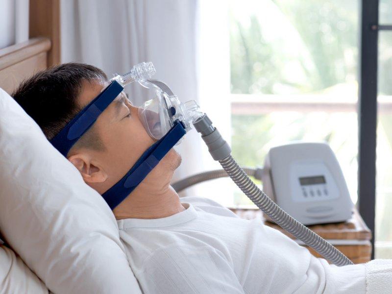 Громкий храп – признак обструктивного апноэ сна