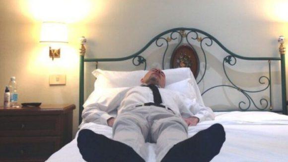 Четыре аргумента, почему нужно спать в носках