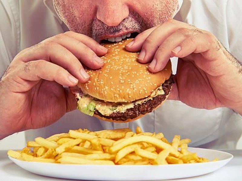 Обыкновенный гамбургер опасен для сексуальной жизни мужчин