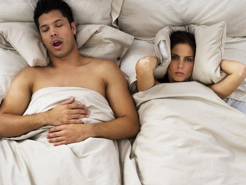 Не храпи: синдром обструктивного апноэ сна говорит о многих серьезных заболеваниях