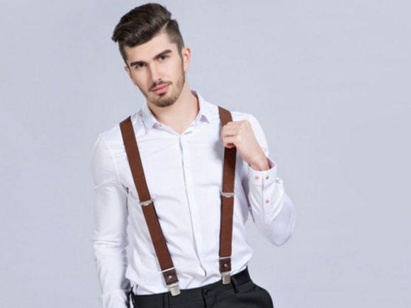 Что полезней для мужчин — ремень или подтяжки