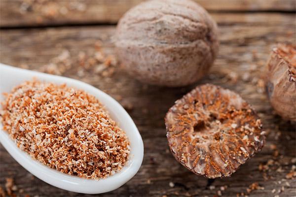 Мускатный орех для улучшения потенции и защиты от варикоза