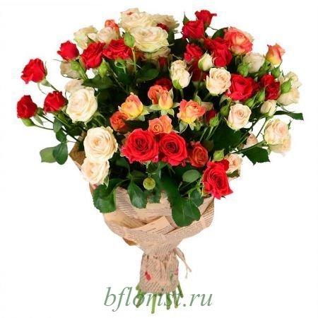 Шикарная доставка цветов согласно основным трендам флористики