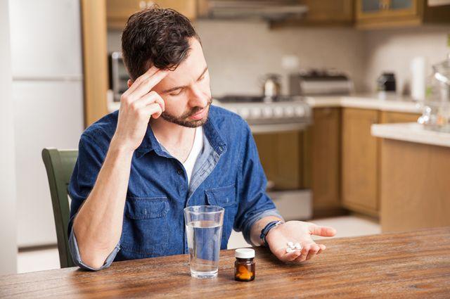 5 видов лекарств, которые плохо влияют на потенцию