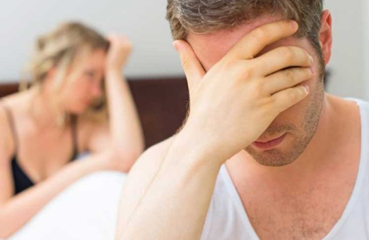 Какая работа может вызывать эректильную дисфункцию у мужчин