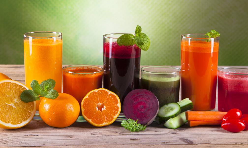 Витаминные соки и напитки для мужчин