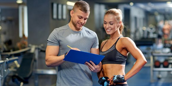 Инструктор по фитнесу