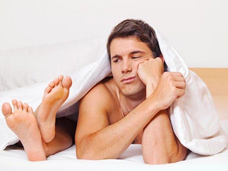 Молочница у мужчин: что делать?