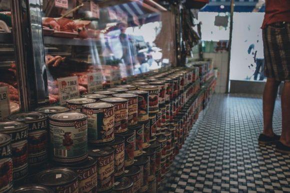 5 продуктов питания, убивающих либидо