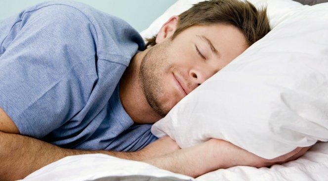 Положение тела во сне влияет на потенцию