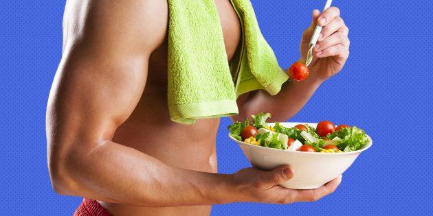 6 продуктов, которые повысят уровень тестостерона