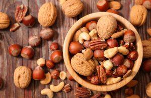 Какое количество орехов в день благотворно влияет на мужское либидо
