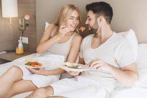 Что съесть, чтобы улучшить сексуальную жизнь