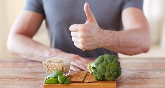 Лучшие продукты для мужского здоровья