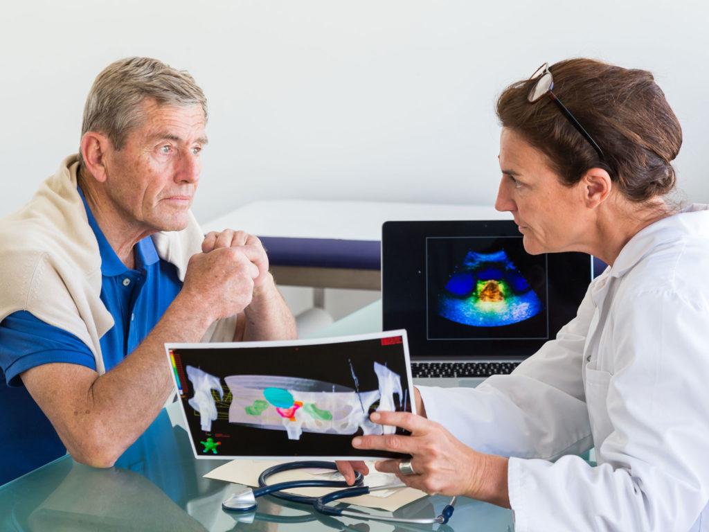 Суперанализ подскажет, кто избежит импотенции после лечения рака простаты