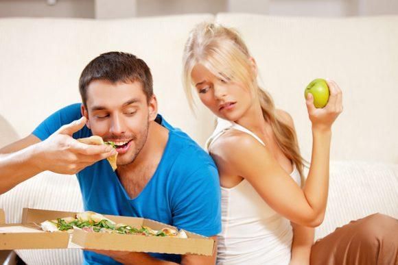 Как правильно питаться при простатите