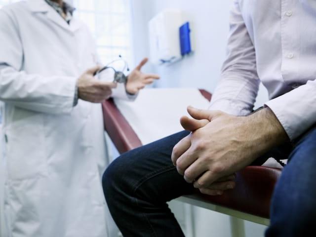 Причины возникновения простатита