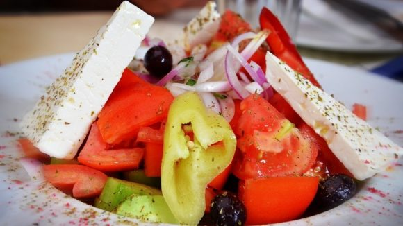 Средиземноморская диета защитит от импотенции