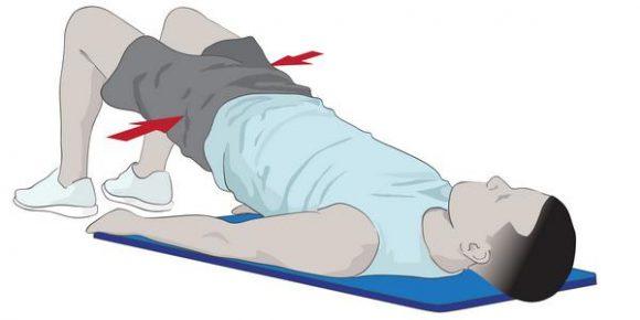 Как избавиться от простатита: упражнения при аденоме простаты